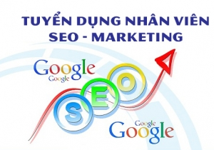 tuyen nhan vien content seo marketing